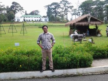 The Mansion, Baguio, Philippines, circa 2014