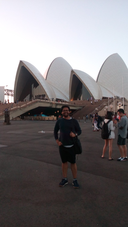 Opera House, Sydney, 2015