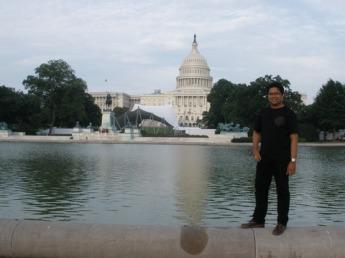 Capitol Reflecting Pool, Capitol Hill, Washington DC, circa 2011